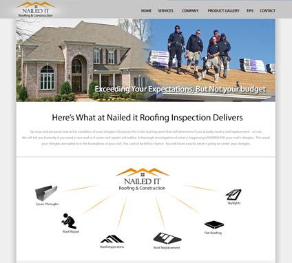 Nailed IT Roofing