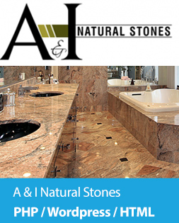 a and i natural stones